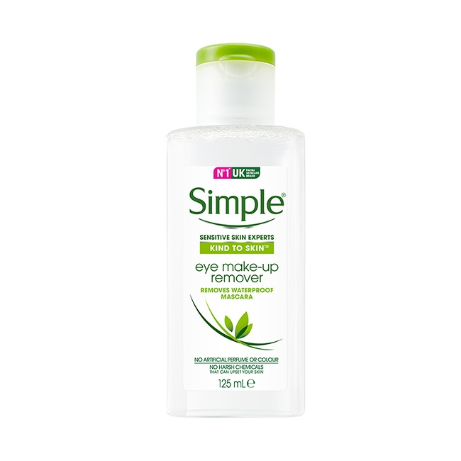 Simple Kind To Skin Eye Make-Up Remover-0