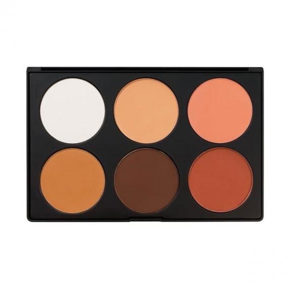 BH Cosmetics Contour & Blush 2-0