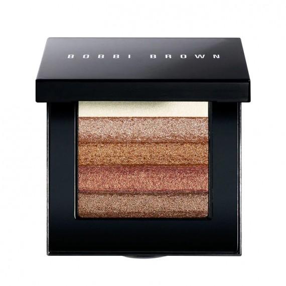 Bobbi Brown Shimmer Brick Compact - Bronze-0
