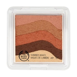 The Body Shop Shimmer Waves- Bronze-0