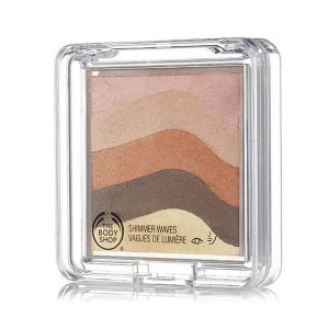 The Body Shop Shimmer Waves- Bronze-3065