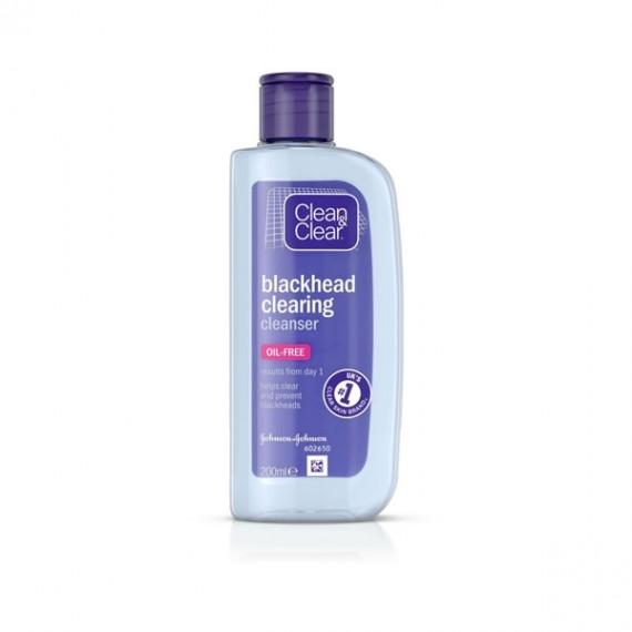 Clean & Clear Blackhead Clearing Cleanser-0