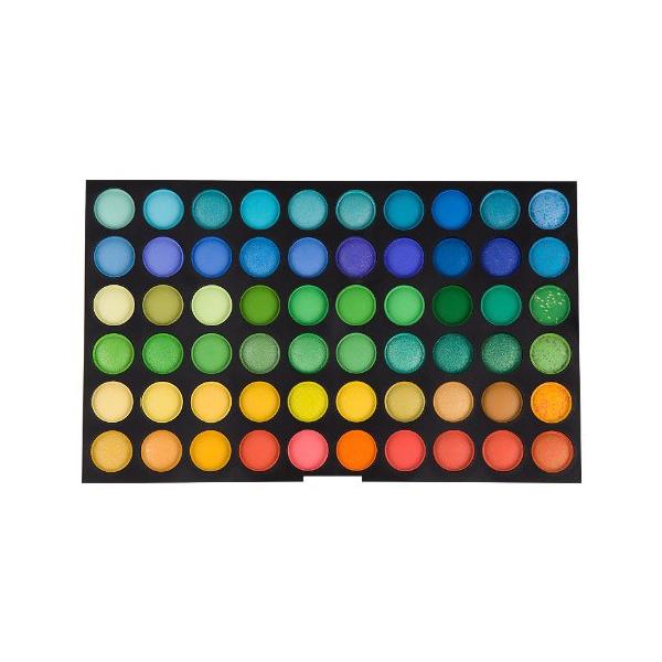 Coastal Scents 120 Eye Shadow Palette One-2573
