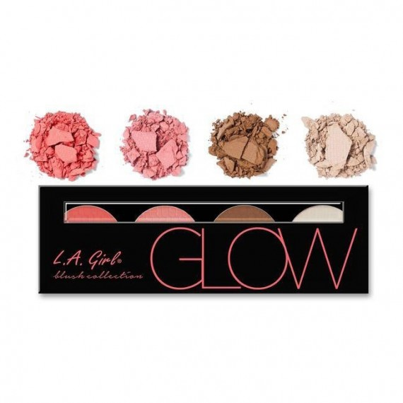 L.A. Girl Beauty Brick Blush Collection Glow-0
