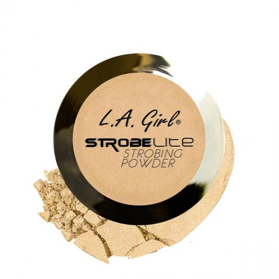 L.A. Girl Strobe Lite Strobing Powder- 100 Watt-0