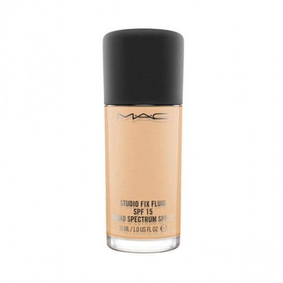 M.A.C Studio Fix Fluid SPF 15 Foundation- NC 25-0