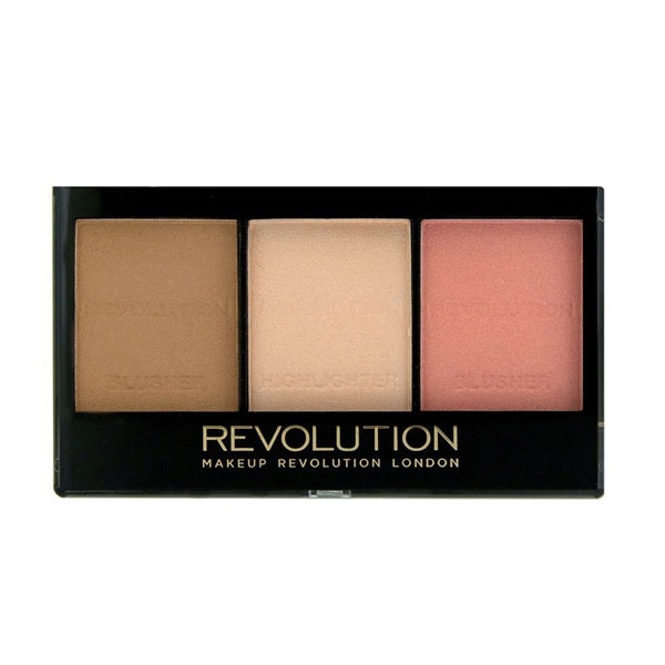 Makeup Revolution Ultra Sculpt & Contour Kit Ultra Fair C01-0