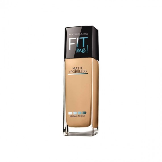 Maybelline Fit Me Matte + Poreless Foundation- Natural Beige 220-0