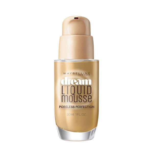 Maybelline Dream Liquid Mousse Foundation- Porecelain Ivory 10 (Light 1)