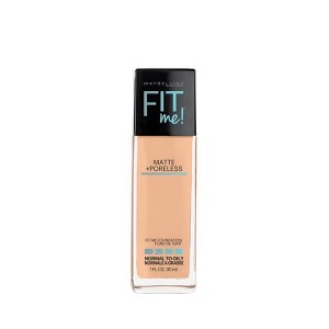 Maybelline Fit Me Matte + Poreless Foundation- Pure Beige 235-0