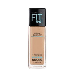Maybelline Fit Me Matte + Poreless Foundation- Sun Beige 310-0