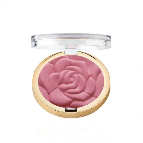 Milani Powder Blush 01 Romantic Rose-0
