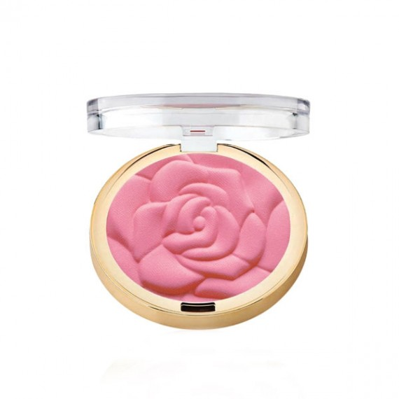 Milani Powder Blush 08 Tea Rose-0