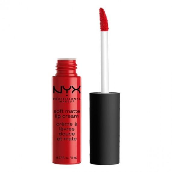 NYX Soft Matte Lip Cream - Amsterdam-0