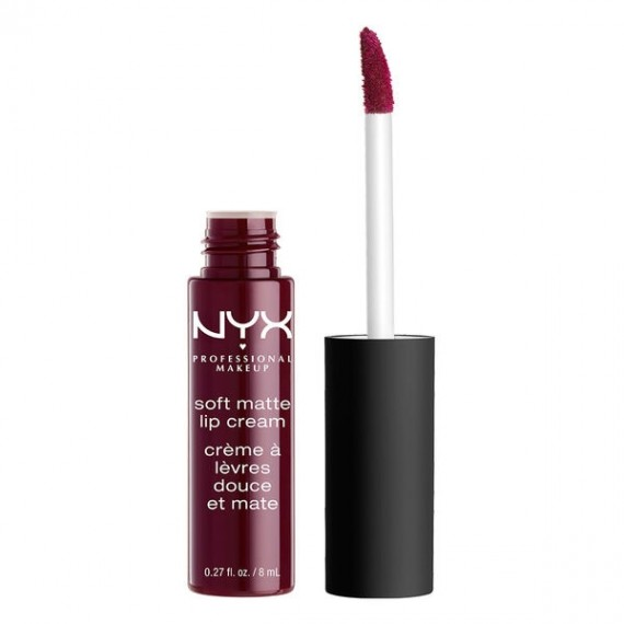 NYX Soft Matte Lip Cream - Copenhagen-0