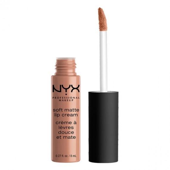 NYX Soft Matte Lip Cream - London-0