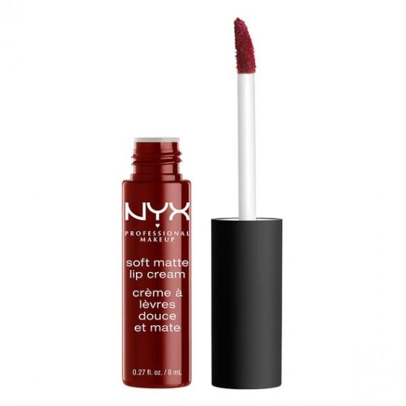 NYX Soft Matte Lip Cream - Madrid-0