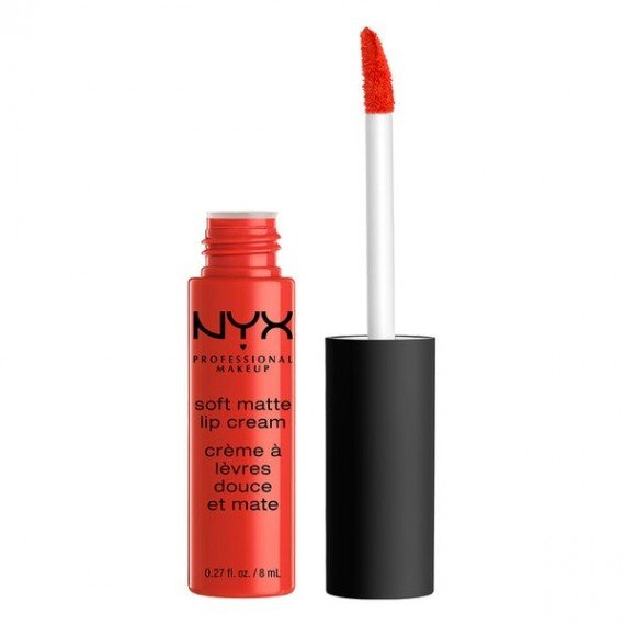 NYX Soft Matte Lip Cream - Morocco-0
