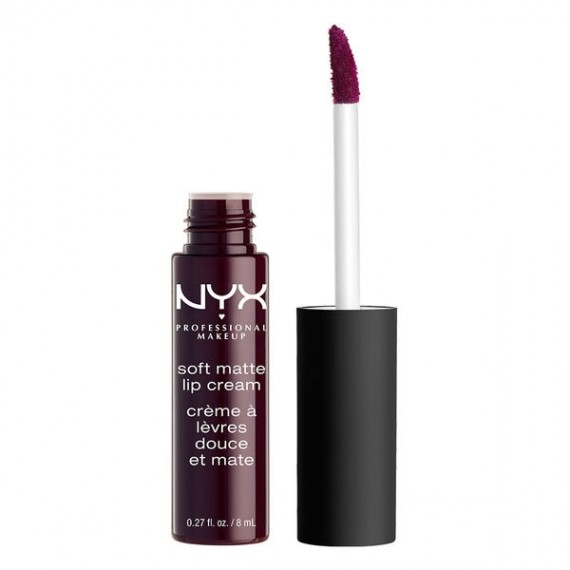 NYX Soft Matte Lip Cream - Transylvania-0
