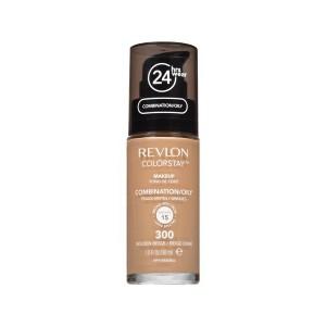 Revlon ColorStay Foundation For Combination/Oily Skin - Golden Beige 300-0