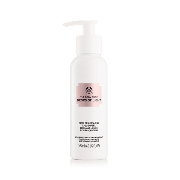 The Body Shop Drops of Light Pure Resurfacing Liquid Peel-0