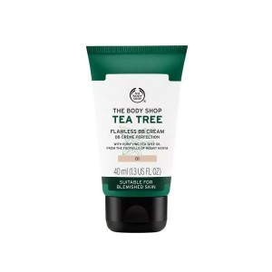 The Body Shop Tea Tree Flawless BB Cream- 01 Light-0
