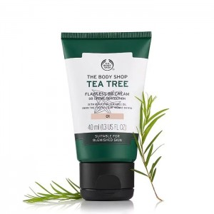 The Body Shop Tea Tree Flawless BB Cream- 01 Light-3076
