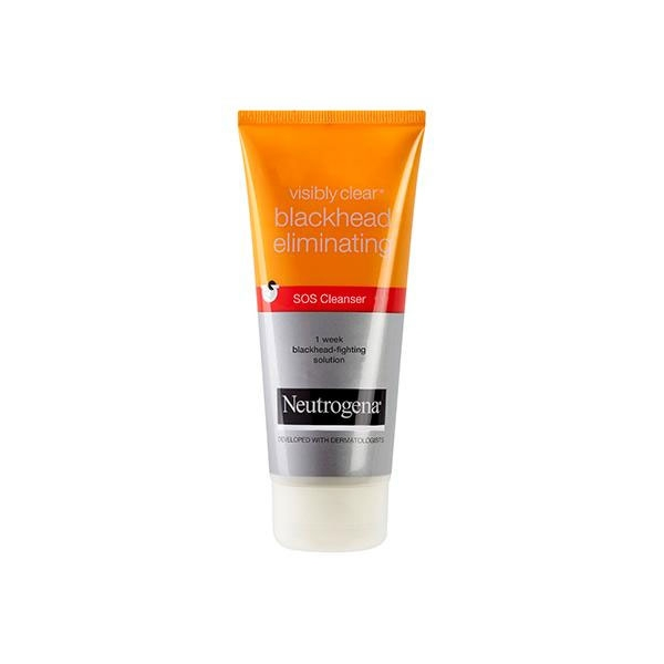 Neutrogena Visibly Clear Blackhead Eliminating SOS Cleanser-0