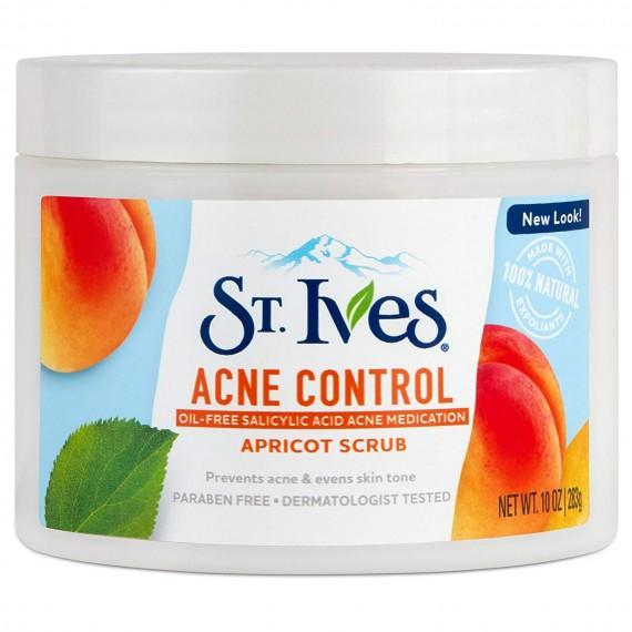 St. Ives Acne Control Apricot Scrub-0