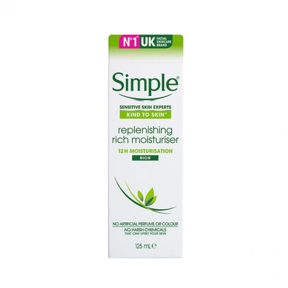 Simple Kind to Skin Replenishing Rich Moisturizer-0