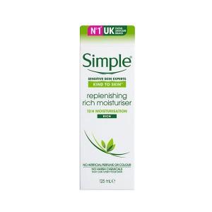 Simple Kind to Skin Replenishing Rich Moisturizer-0