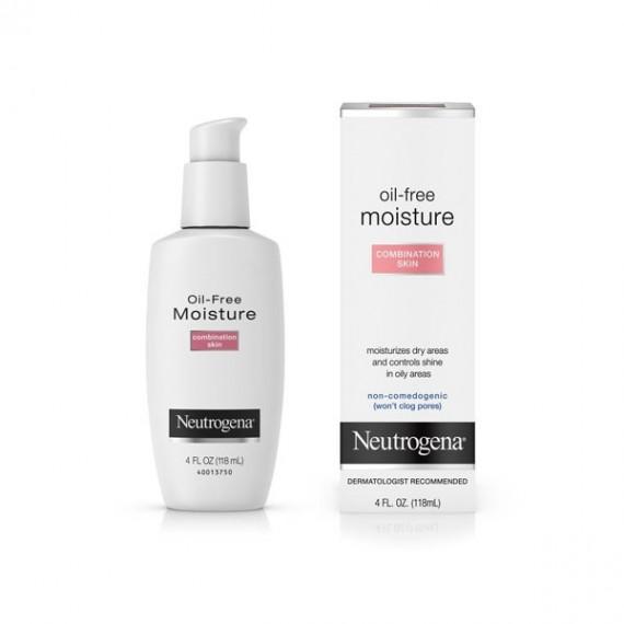 Neutrogena Oil-Free Moisture Combination Skin-0