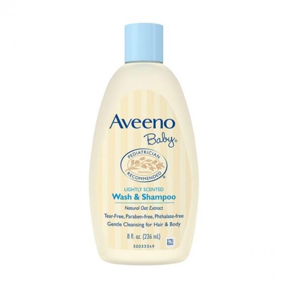 Aveeno Baby Wash & Shampoo-0