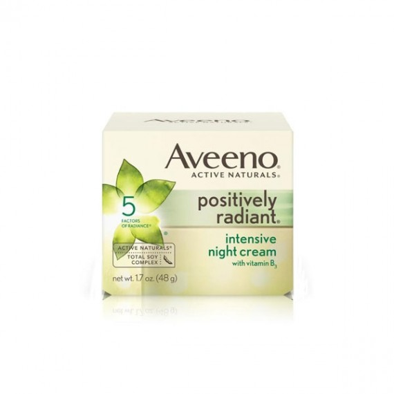 Aveeno Positively Radiant Intensive Night Cream-0