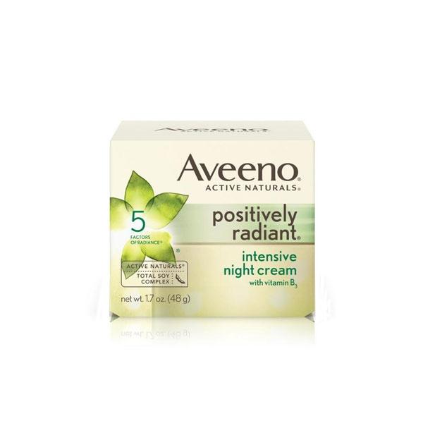 Aveeno Positively Radiant Intensive Night Cream-0