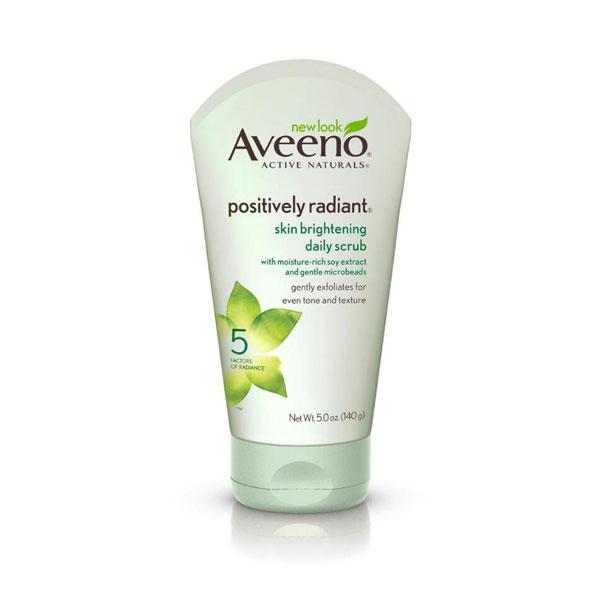Aveeno POSITIVELY RADIANT Skin Brightening Daily Scrub-0