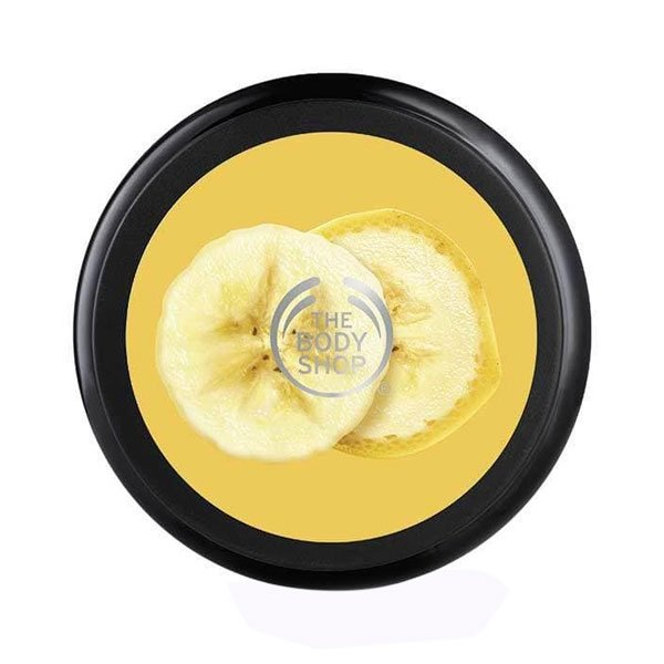 The Body Shop Banana Truly Nourishing Hair Mask-0