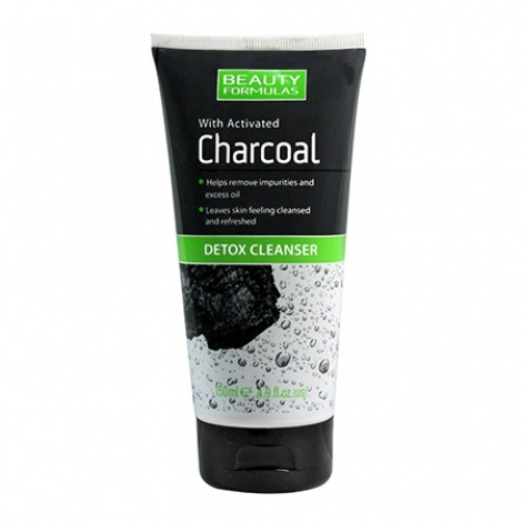 Beauty Formulas Charcoal Detox Cleanser-0