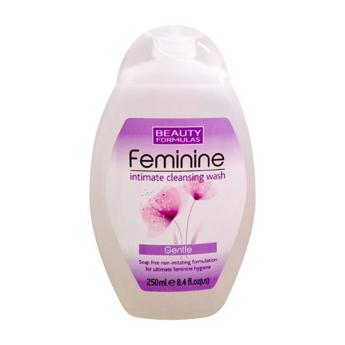 Beauty Formulas Feminine Intimate Cleansing Wash-0
