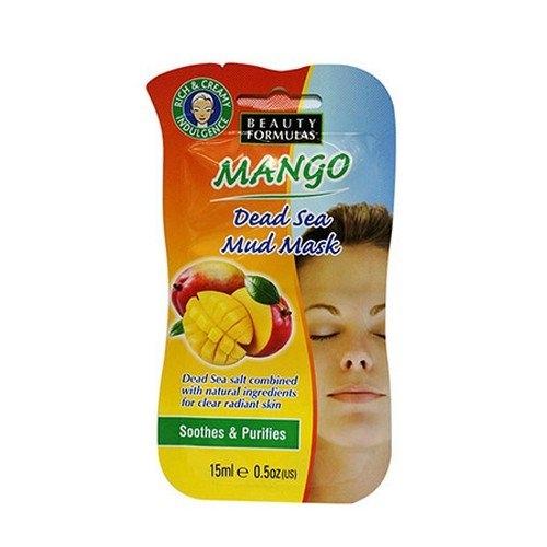 Beauty Formulas Mango Dead Sea Mud Mask-0