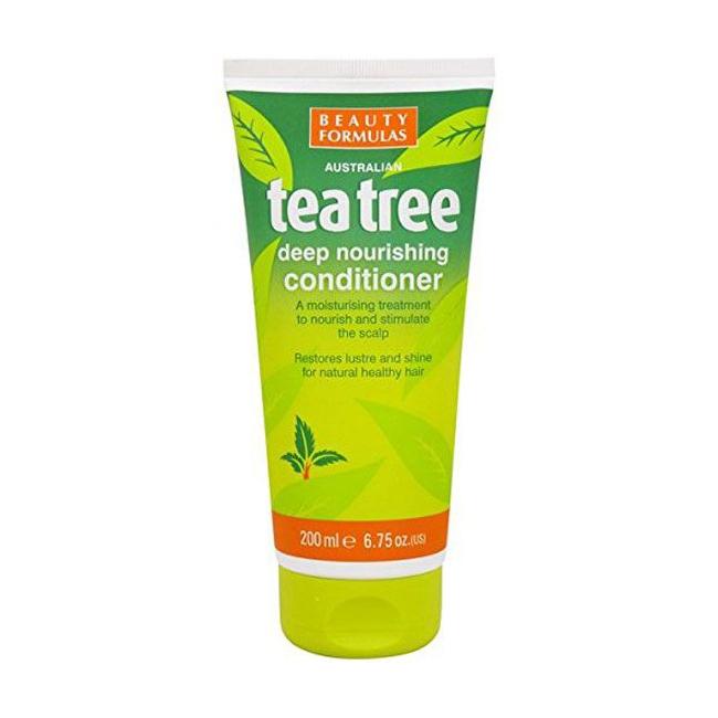 Beauty Formulas Australian Tea Tree Deep Nourishing Conditioner-0