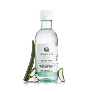 The Body Shop Aloe Calming Toner-4106
