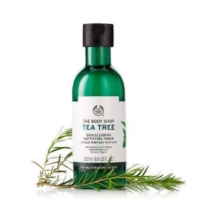 The Body Shop Tea Tree Skin Clearing Mattifying Toner-4137