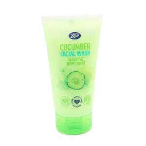 Boots Essentials Cucumber Facial Wash-0