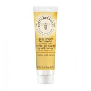 Burt's Bee Baby Daily Cream to Powder-0
