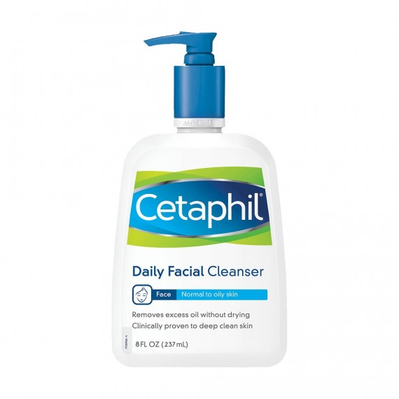 Cetaphil Daily Facial Cleanser-0