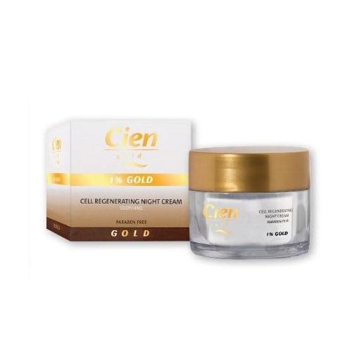 Cien Gold 1% Cell Regenrating Night Cream -0