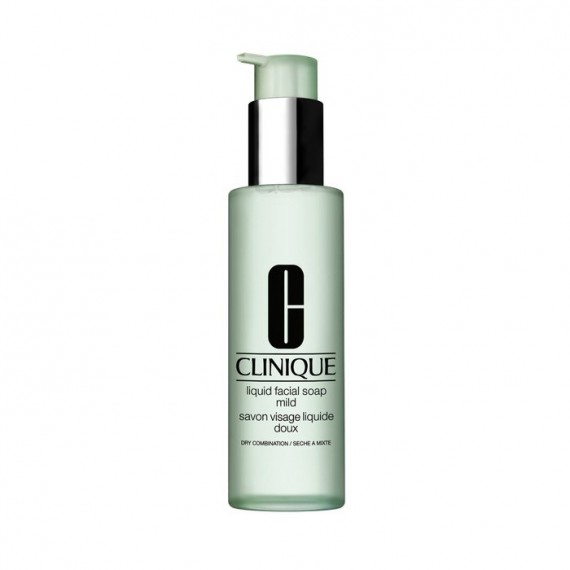 Clinique Liquid Facial Soap Mild-0