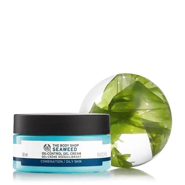 The Body Shop Seaweed Oil Control Gel Cream-3816