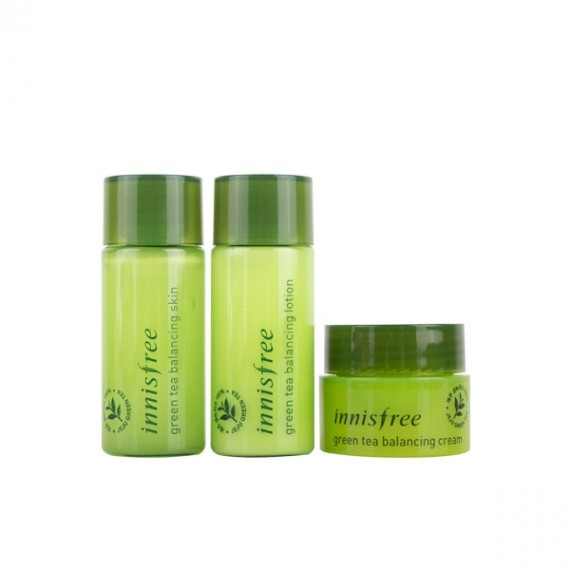Innisfree Green Tea Special Kit -0